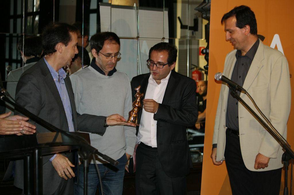 Premio Inicitiva Sevilla Abierta